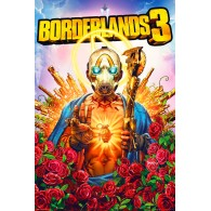 FP4825 BORDERLANDS 3 COVER