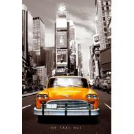PH0291 NEW YORK TAXI NO 1