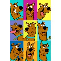 PP34640 SCOOBY DOO (THE MANY FACES OF SCOOBY DOO)