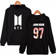 BTS-Sweat à capuche BTS New Logo - JUNGKOOK