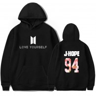 BTS-Sweat à capuche BTS Love Yourself - J-HOPE