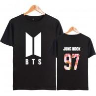 BTS T-Shirt NEW LOGO  Sakura - JUNG KOOK 97