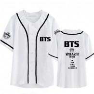 BTS T-Shirt Teddy Logo Nom