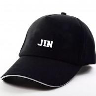 BTS-Casquette-JIN 92 Noir