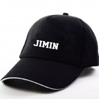 BTS-Casquette-JIMIN 95 Noir