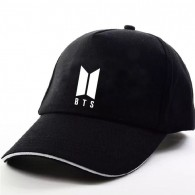 BTS-Casquette New Logo Noir