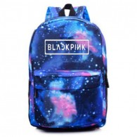 BLACKPINK-SAC à DOS BLACKPINK LOGO Blue