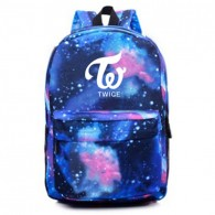 TWICE-SAC à DOS TWICE LOGO Blue