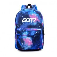 GOT7-SAC à DOS GOT7 LOGO Blue