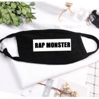 MASQUE - BTS - RAM MONSTER - NOIR BLANC