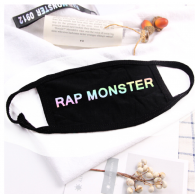 MASQUE - BTS - RAP MONSTER - COLEUR LASER