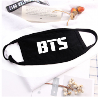 MASQUE - BTS - GRAND LOGO BTS