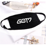 MASQUE - GOT 7 - BLANC