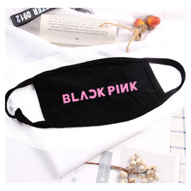MASQUE - BLACK PINK - COLEUR ROSE