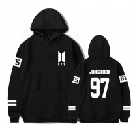 BTS-SWEAT À CAPUCHE BTS NEW MODEL - JUNGKOOK