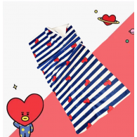 BT21 - Towel - TATA