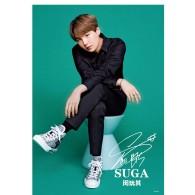Poster M SUGA BTS 01