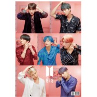 Poster M  BTS GROUP 01-02
