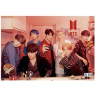 Poster M  BTS GROUP 01-05