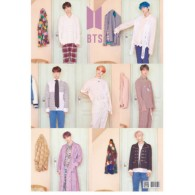 Poster M  BTS GROUP 01-06