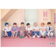 Poster M  BTS GROUP 01-07