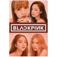 Poster M BLACKPINK GROUP01-01