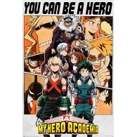 PP34683 MY HERO ACADEMIA (BE A HERO)
