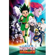 FP4864 HUNTER X HUNTER KEYART RUNNING