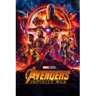 PP34338 AVENGERS: INFINITY WAR (ONE SHEET)