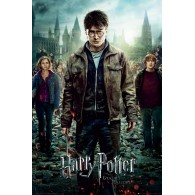 FP2601 HARRY POTTER PART 2 ONE SHEET