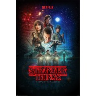 PP34404 STRANGER THINGS (ONE SHEET)