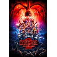 PP34422 STRANGER THINGS (ONE-SHEET SEASON 2)