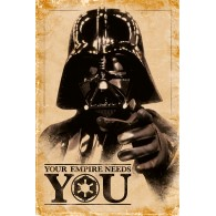 PP33491 STAR WARS (YOUR EMPIRE NEEDS YOU)