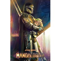 GPE5484 STAR WARS THE MANDALORIAN CLAN OF TWO