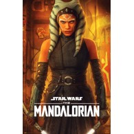 GPE5494 STAR WARS THE MANDALORIAN AHSOKA TANO