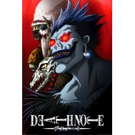PP34584 DEATH NOTE (SHINIGAMI)