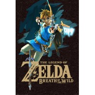 PP34040 THE LEGEND OF ZELDA: BREATH OF THE WILD