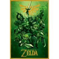 PP33494 THE LEGEND OF ZELDA (LINK)