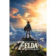 PP34131 The Legend Of Zelda: Breath Of The Wild (Sunset)
