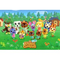 PP34666 ANIMAL CROSSING (LINEUP)