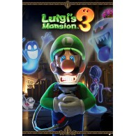 PP34574 LUIGI'S MANSION 3 (YOU'RE IN FOR A FRIGHT)