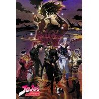 FP4726 JOJO'S BIZARRE ADVENTURE GROUP