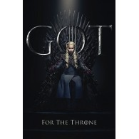 PP34492 GAME OF THRONES (DAENERYS FOR THE THRONE)