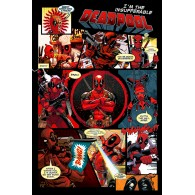 PP33793 DEADPOOL (PANELS)