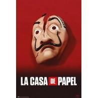 GPE5322 LA CASA DE PAPEL MASCARA