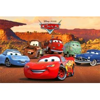 PP34000 CARS (CHARACTERS)