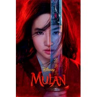 PP34589 DISNEY MULAN ONE SHEET