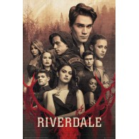 FP4800 RIVERDALE SEASON 3 KEY ART
