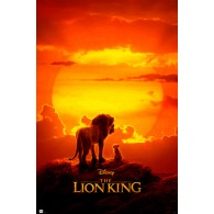 GPE5311 POSTER DISNEY EL REY LEON ONE SHEET