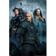FP4981 THE WITCHER KEY ART